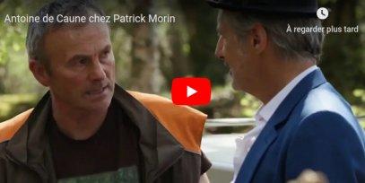 Antoine de Caune chez Patrick Morin